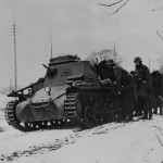 Befehlspanzer I german command tank