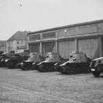 Befehlspanzer I tanks