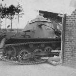 Kleiner Panzerbefehlswagen command tank