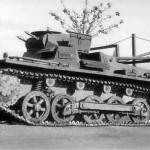 Ladungsleger I auf PzKpfw I Ausf B