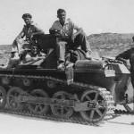 Legion Condor Spain Panzer I Tank