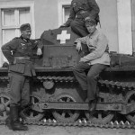 Panzer I 235 September 1939