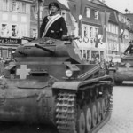 Panzer I 4 Panzer Division Panzer Regiment 36 1939