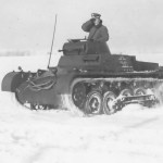 Panzer I Ausf B Winter