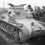 Panzer I Befehlspanzer I Poland September 1939