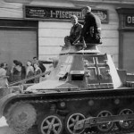 Panzer I Befelswagen in Rzeszow Poland