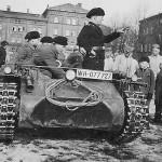 Panzer I Fahrschule WH 077727