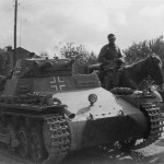 Panzer I France 1940