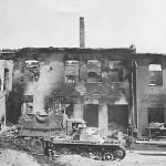 Panzer I Radomsko Poland 1939
