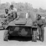 Panzer I Spain