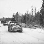 Panzer I Winter Kiestinki Finnland