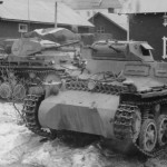 Panzer I and Panzer II