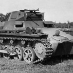 Panzer I ausf A 2