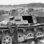 Panzer I ausf B number 223