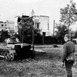Panzer I destroyed in Poland 1939