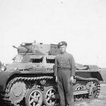 Panzer I number 322
