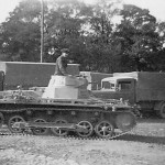 Panzer I number 504