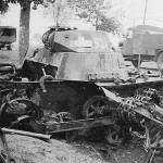 Panzer I number 534