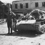 Panzer I ohne Aufbau