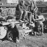 Panzer I ohne Aufbau 2