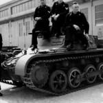 Panzer I tank 10
