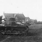 Panzer I tank 11