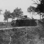 Panzer I tank 14