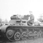 Panzer I tank 17