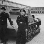 Panzer I tank 3