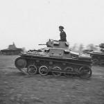 Panzer I tanks 8
