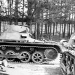 Panzer I tank 9