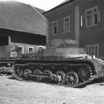 Panzer I tanks