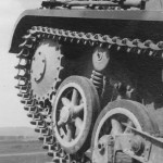Panzer I wheels