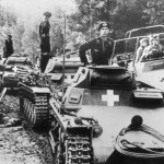 Poland 1939 Panzer I and II tanks