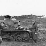 kleine Panzerbefehlswagen I Ausf. B