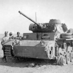 Afrika Korps Panzer III ausf L DAK