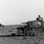 Afrika korps Panzer III DAK