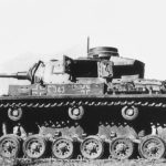 Early Panzer III tactical number 343
