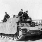 Panzer III Ausf M code 01 fitted with Schürzen