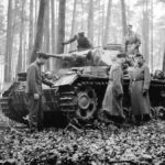 Panzer III 232 Ausf J early