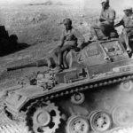 Panzer III code 2 Afrika Korps