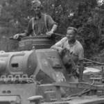 Panzer III code B04