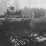 Panzer III 8 Panzer division Lithuania Juni 1941