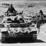 Panzer III Ausf G of the Afrika Korps in El Brega North Africa