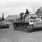 Panzer III Ausf J tanks Orel Ostfront
