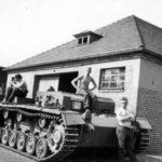 Panzer III Fahrschule