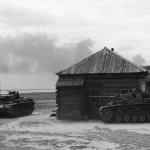 Panzer III tanks Russia Eastern Front