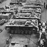 Panzer III assembly line Berlin Spandau 1940
