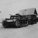 Panzer III eastern front Russia
