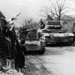 Panzer III in Bulgaria March 1941